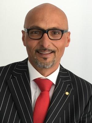 Adrian Sergi, Schatzmeister
